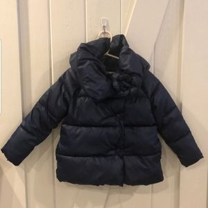 Girls Winter Puffer Jacket